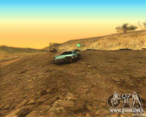 ENBSeries for medium PC pour GTA San Andreas quatrième écran