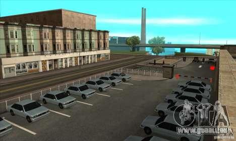 Erneuerung der Fahrschulen in San Fierro V 2.0 F für GTA San Andreas