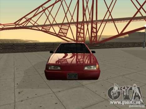 ENBSeries by Chris12345 für GTA San Andreas sechsten Screenshot