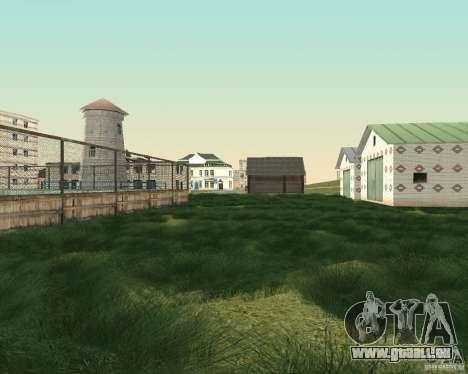Nouveau champ de rêves pour GTA San Andreas sixième écran