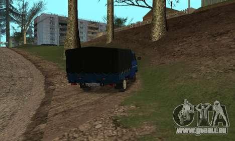 UAZ 39094 Fermer pour GTA San Andreas vue de droite