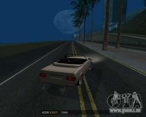 Feltzer v1.0 pour GTA San Andreas vue de droite