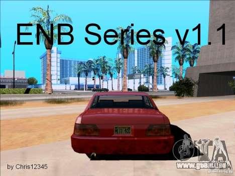ENBSeries v1.1 pour GTA San Andreas