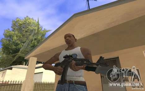 AK-103 für GTA San Andreas
