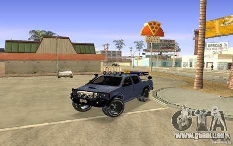 Toyota Hilux Rally Version für GTA San Andreas