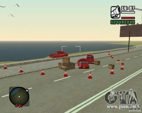 Gosport Straße-Nižegorodsk für GTA San Andreas dritten Screenshot
