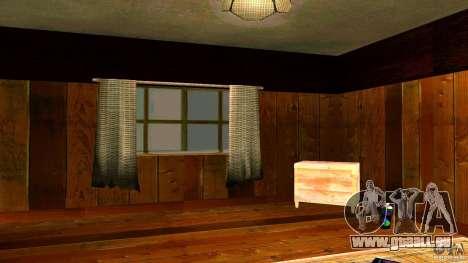 Neue Texturen für den Haus-CJ für GTA San Andreas her Screenshot