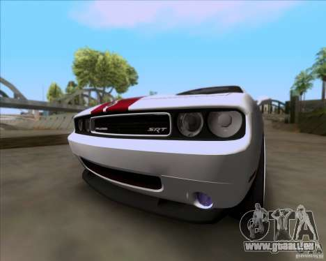 Dodge Challenger SRT8 2009 für GTA San Andreas linke Ansicht