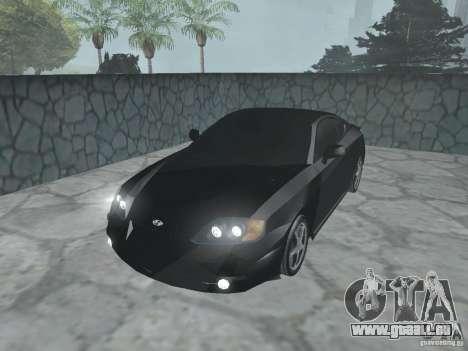 Hyundai Tiburon GT pour GTA San Andreas
