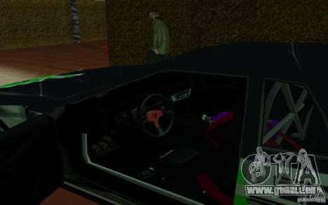 Elégie de PiT_buLL pour GTA San Andreas vue arrière