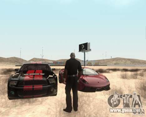Star ENBSeries by Nikoo Bel für GTA San Andreas her Screenshot