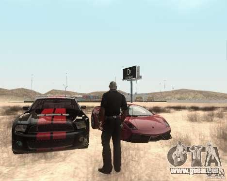 Star ENBSeries by Nikoo Bel für GTA San Andreas her Screenshot