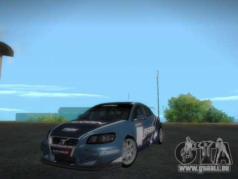 Volvo C30 Race pour GTA San Andreas