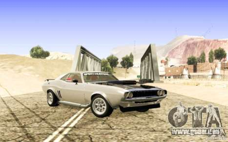 Dodge Charger 1969 SpeedHunters für GTA San Andreas