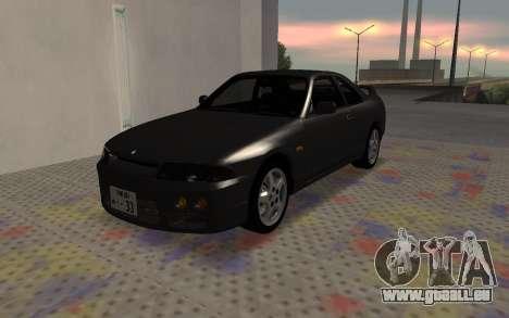 Nissan Skyline GTS25T (R33) für GTA San Andreas