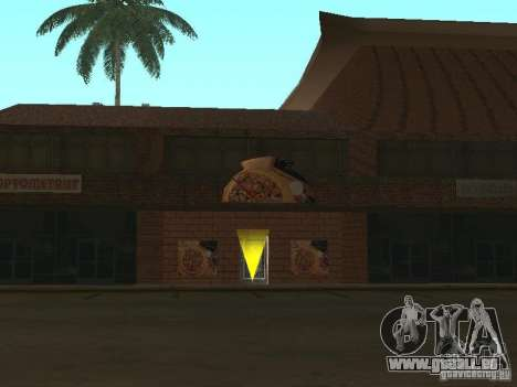 New Chinatown für GTA San Andreas achten Screenshot