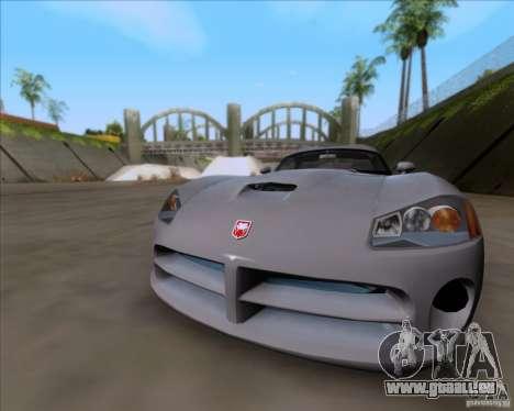 Dodge Viper SRT-10 Coupe für GTA San Andreas linke Ansicht