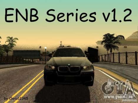 ENBSeries v1.2 für GTA San Andreas