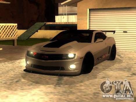 Chevrolet Camaro SSX V1.1 für GTA San Andreas