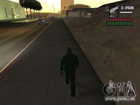 format 12/24 heures pour GTA San Andreas