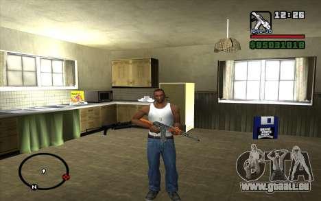 AKM pour GTA San Andreas