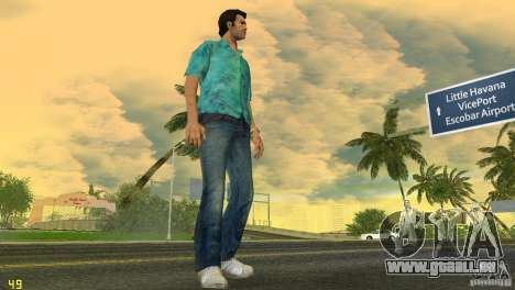 Tommy HQ Model pour GTA Vice City