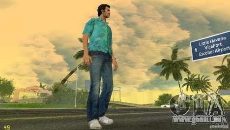 Tommy HQ Model pour GTA Vice City