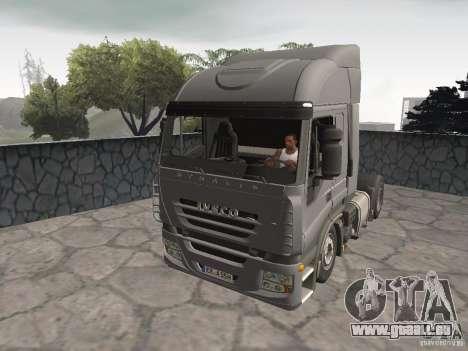 Iveco Stralis GTS pour GTA San Andreas
