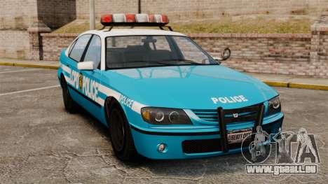 Declasse Merit Police Cruiser ELS pour GTA 4