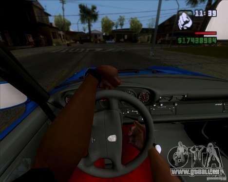 Porsche 911 GT2 RWB Dubai SIG EDTN 1995 pour GTA San Andreas vue de côté