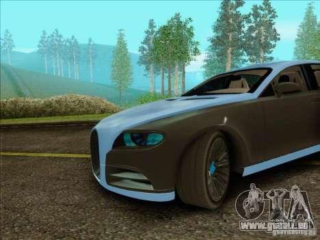 Bugatti Galibier 16c für GTA San Andreas linke Ansicht