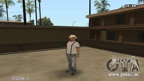 Skins Rifa zu bauen für GTA San Andreas zweiten Screenshot