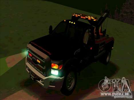 Ford F-550 2013 pour GTA San Andreas