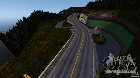 New Akina für GTA 4 siebten Screenshot