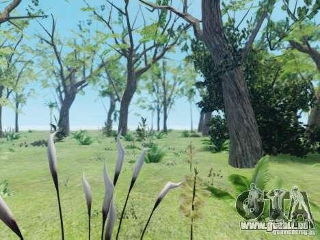 Lost Island IV v1.0 pour GTA 4 secondes d'écran