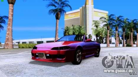 Nissan Silvia S15 Varietta für GTA San Andreas