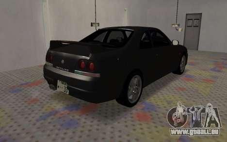 Nissan Skyline GTS25T (R33) für GTA San Andreas rechten Ansicht