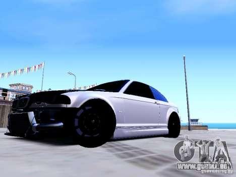 BMW 318i E46 Drift Style pour GTA San Andreas