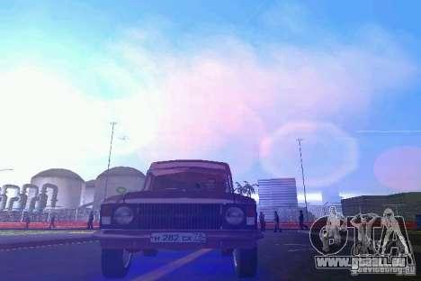 IZH 2715 für GTA Vice City Rückansicht