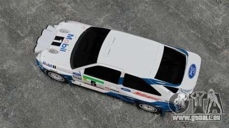 Ford Escort RS Cosworth für GTA 4 rechte Ansicht