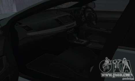 Proton Inspira Camber Edition pour GTA San Andreas vue de droite