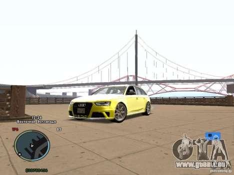 Elektronische Tachometer für GTA San Andreas