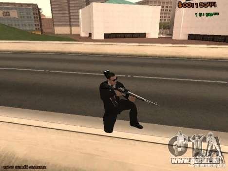 Gray weapons pack für GTA San Andreas sechsten Screenshot