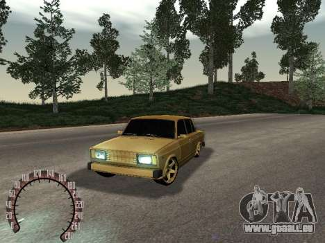 VAZ 2105 Gold für GTA San Andreas