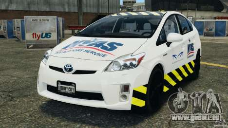 Toyota Prius NY Airport Service für GTA 4