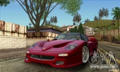 SA_gline v2.0 pour GTA San Andreas neuvième écran