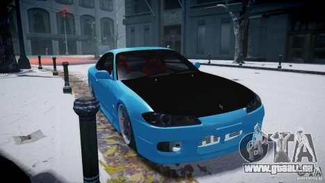 Nissan Silvia S15 JDM pour GTA 4
