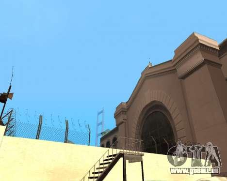 Real New San Francisco v1 für GTA San Andreas
