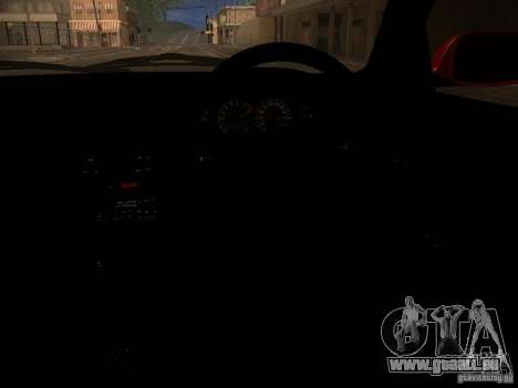 Nissan Silvia S14 Ks Sporty 1994 pour GTA San Andreas vue arrière