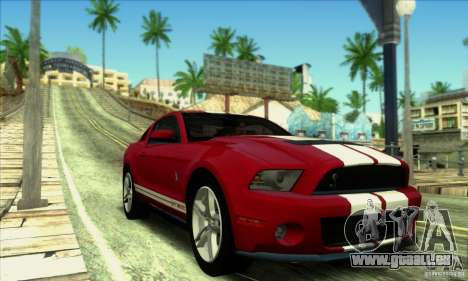 SA_gline v2.0 pour GTA San Andreas sixième écran
